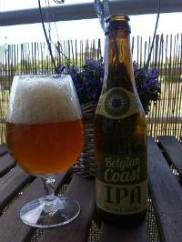 Belgian Coast IPA - St Feuillien - Bière du mois Aot 2014